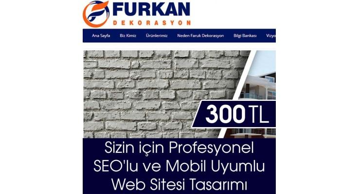 www.furkandekorasyon.com